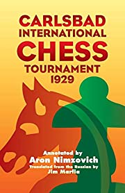 Carlsbad Int Chess Tourn 1929 (Dover Books…