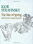 The Rite of Spring for Piano Four Hands by…