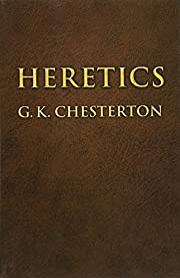 Heretics (Dover Books on Western Philosophy)…