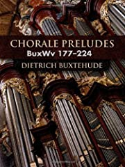 Chorale Preludes: BuxWv 177-224 (Dover Music…