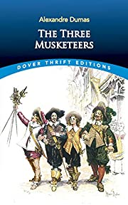 The Three Musketeers (Dover Thrift Editions)…