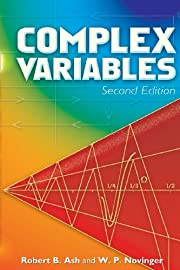 Complex Variables: Second Edition (Dover…