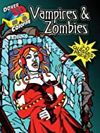 3-D Coloring Book--Vampires and Zombies…