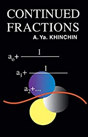 Continued Fractions (Dover Books on…