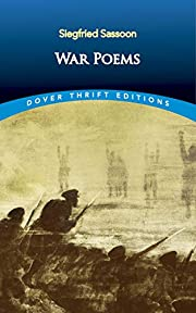 War Poems (Dover Thrift Editions) –…
