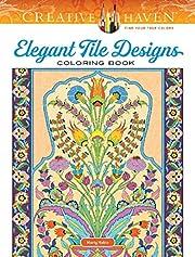 Creative Haven Elegant Tile Designs Coloring…