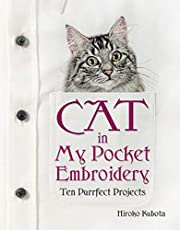 Cat in My Pocket Embroidery: Ten Purrfect…
