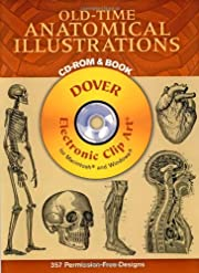 Old-Time Anatomical Illustrations CD-ROM and…