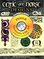 Celtic and Norse Designs CD-ROM and Book…