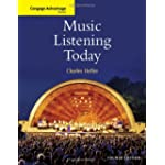 Cengage Advantage Books: Music Listening Today (with 2-CD Set)
