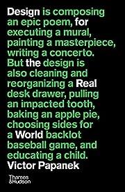 Design for the Real World af Victor Papanek