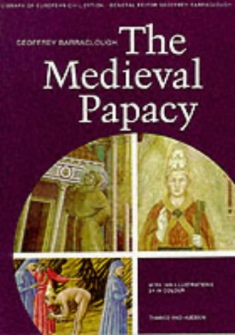 Mediaeval Papacy (Library of European Civilizations), Geoffrey Barraclough