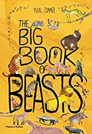 The Big Book of Beasts (Big Books) de Yuval…