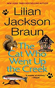 The Cat Who Went Up the Creek af Lilian…