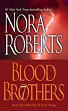 Blood Brothers by Nora Roberts