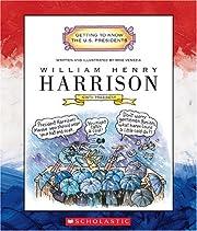 William Henry Harrison: Ninth President,…