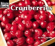Cranberries (Welcome Books) de Inez Snyder