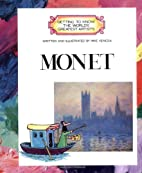 Monet (Getting to Know the World's…