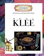Paul Klee by Mike Venezia