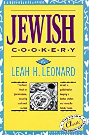 Jewish Cookery de Leah W. Leonard