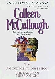 Three Complete Novels: Tim; An Indecent…