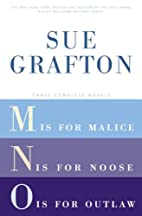 M is for Malice / N is for Noose / O is for…