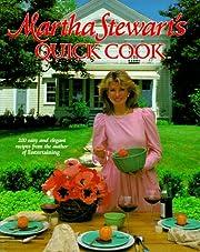 Martha Stewart's Quick Cook av Martha…