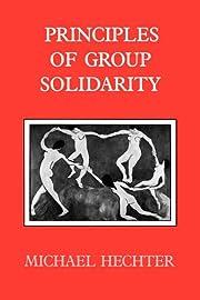 Principles of Group Solidarity (California…