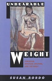 Unbearable weight Feminism, Western culture,…