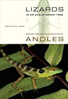 Lizards in an Evolutionary Tree: Ecology and…