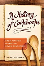 A History of Cookbooks: From Kitchen to Page…