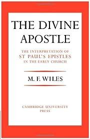Divine Apostle af Maurice Wiles