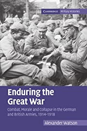 Enduring the Great War: Combat, Morale and…