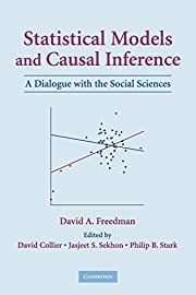 Statistical Models and Causal Inference: A…