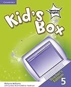 Kid's Box American English Level 5 Teacher's…