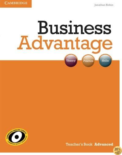 Business Advantage Advanced Teachers Book by Jonathan Birkin ...