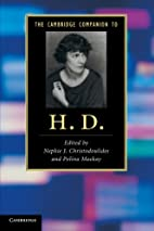 The Cambridge companion to H. D by Nephie…