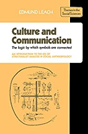 Culture & communication : the logic by which…