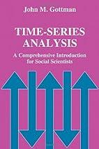Time-Series Analysis A Comprehensive…