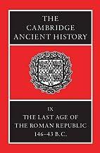 The Cambridge ancient history. Vol. IX, The…