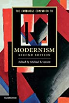 The Cambridge companion to modernism by…