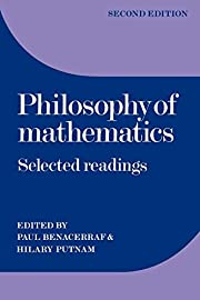Philosophy of Mathematics 2ed: Selected…