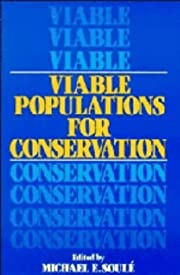 Viable populations for conservation –…