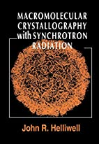 Macromolecular Crystallography with…