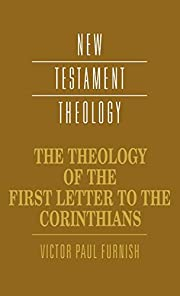 The theology of the first Letter to the…