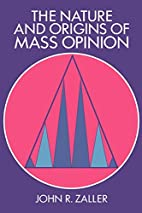 The Nature and Origins of Mass Opinion by…