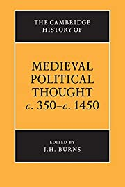 The Cambridge History of Medieval Political…