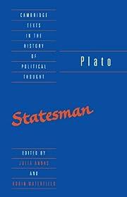 Plato: The Statesman (Cambridge Texts in the…