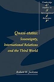 Quasi-States: Sovereignty, International…