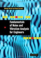Fundamentals of Noise and Vibration Analysis…